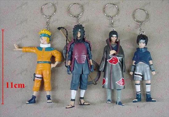 34 generationer at øge Ninja nøglering