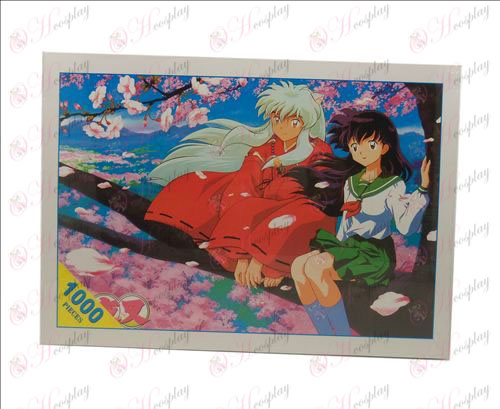 InuYasha Accessories Jigsaw 1401