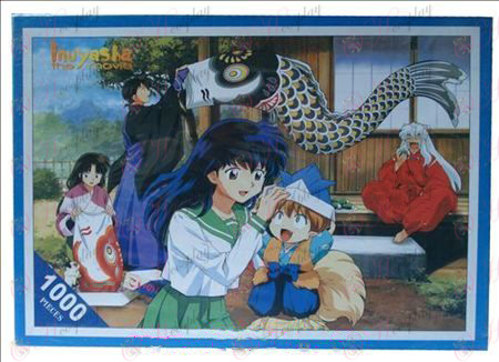 InuYasha Accessories Jigsaw 1271