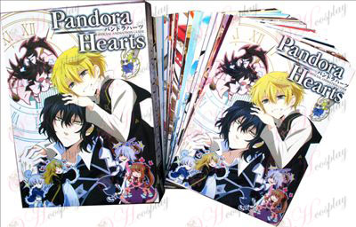 Pandora Hearts Accessori cartolina 1