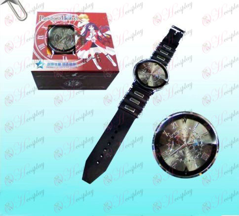 פנדורה שעונים שחורים
