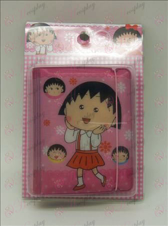 (Thick card sets this) Chibi Maruko Chan Accessories