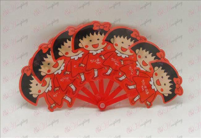 7. Ventilátor (Chibi Maruko Chan príslušenstvo)
