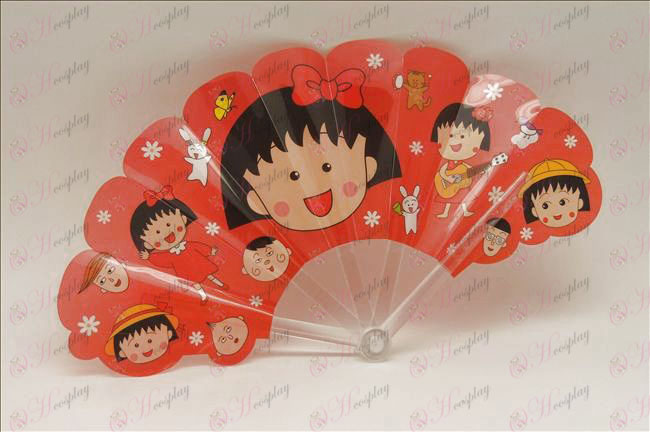5 vouwen (Chibi Maruko Chan Accessoires)