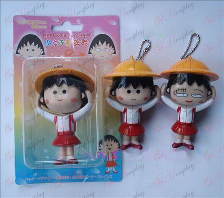 אבזרים קישוטים גדולים Chibi Maruko צ\'אן פני בובה ()
