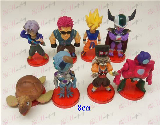 Eight Dragon Ball Accessori bambola culla