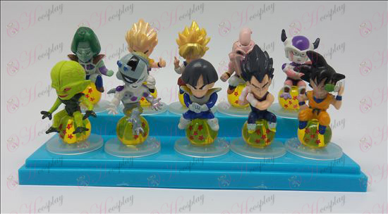 10 sit Pearl Dragon Ball Stativ 1