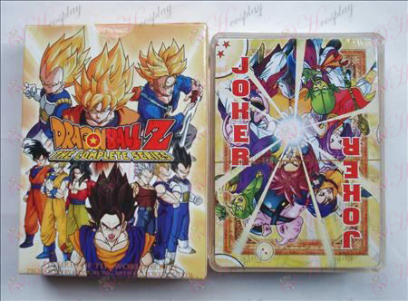 Rilegato edizione del Poker (Dragon Ball Accessori)