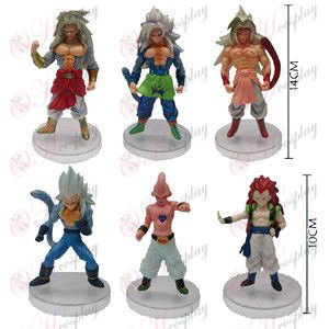 A52-generazione di base 6 Dragon Ball Accessori