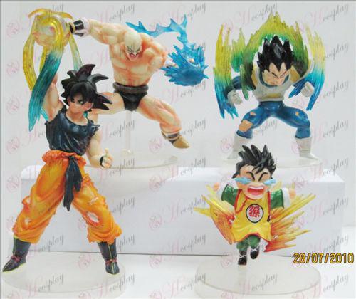 33 от името на четири базови модели Аксесоари Dragon Ball