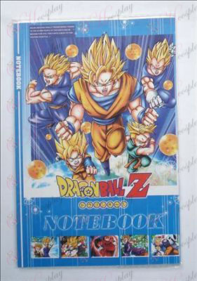 Dragon Ball Zubehör Notebook