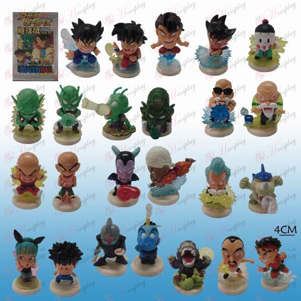 24, very technical boxed Dragon Ball Hallowee Accessories Online Shop