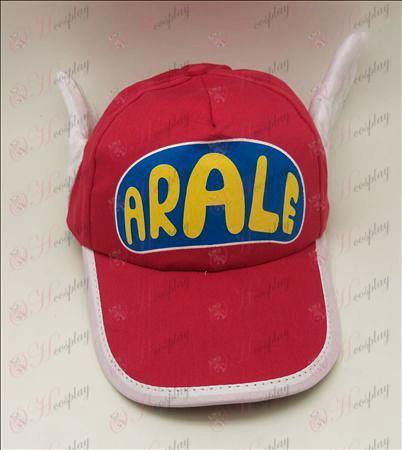 D Ala Lei chapéu (Rose)