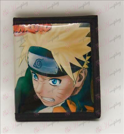 A PVC Naruto Naruto wallet Halloween Accessories Online Shop