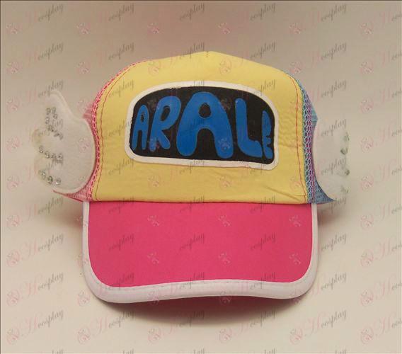 D Ala Børn hat (gul