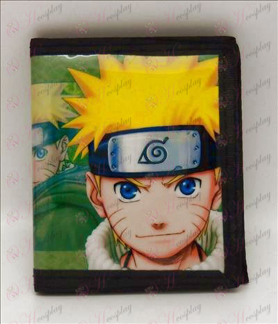 Naruto Naruto PVC Brieftasche