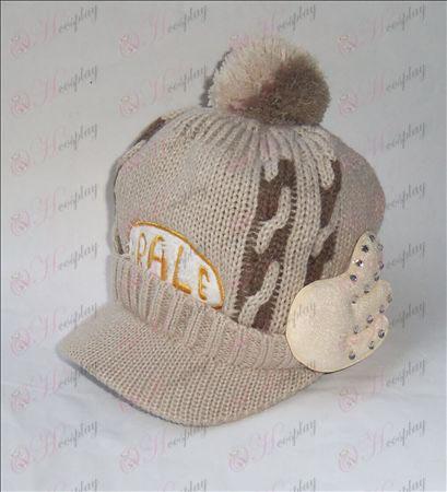 לה ליי אנג\'ל צמר כובע (בז\') ילדים