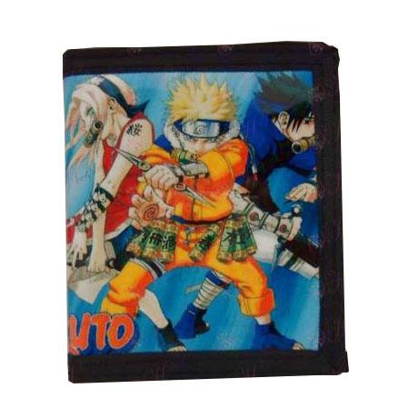 PVC Naruto Naruto Geldbörse (3)
