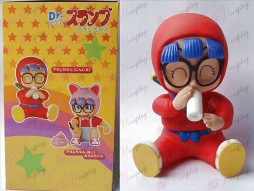 Xiaoyun Doll Piros (16cm)