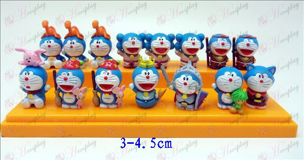 15 van Doraemon pop