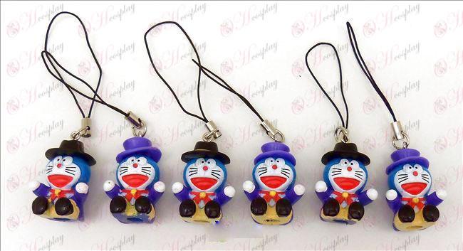 6 Смея Doraemon въже кукла машина