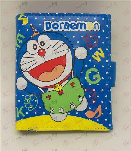 Q версия на Doraemon портфейла 2