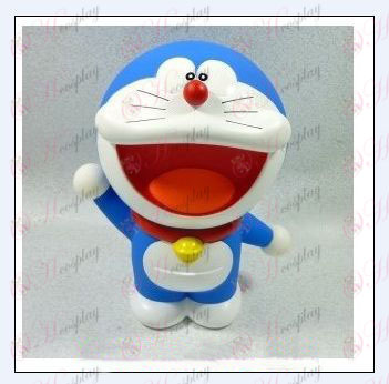 Big munden Doraemon doll (boxed)