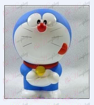 Licking tungen Doraemon doll (boxed)
