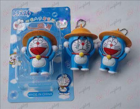 Doraemon ansigt dukke ornamenter (a)