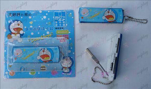 Multi-leitor de cartão de Doraemon (a)