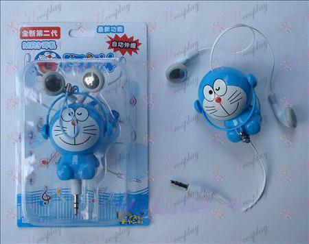 מתנה בלתי אפשרי אוזניות MP3 הנשלפות אוטומטיות ()