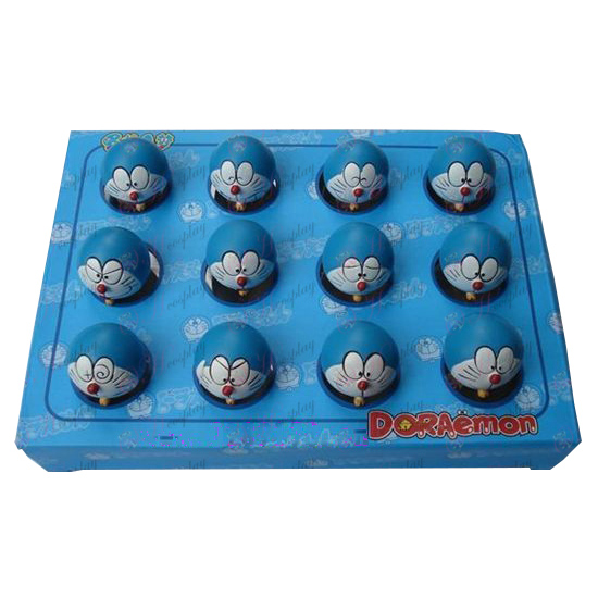 12 Doraemon doll face