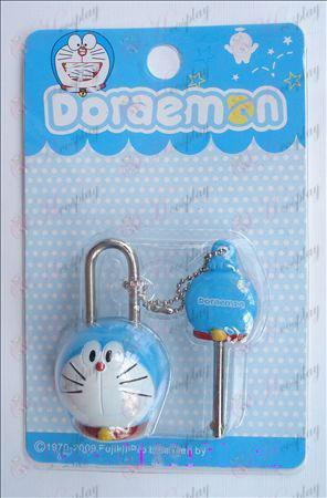 도라에몽 커플 자물쇠 (이동)