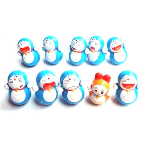 10 Doraemon tumbler (10 / set)