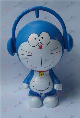 Doraemon bambola soldi scatola B (19cm)