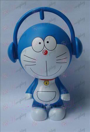 Doraemon dukke penge rubrik B (19cm)