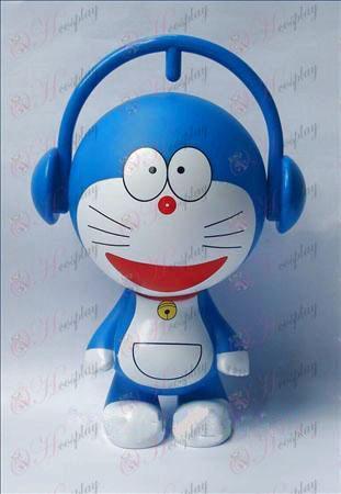 Contenitore di soldi bambola Doraemon A (19cm)