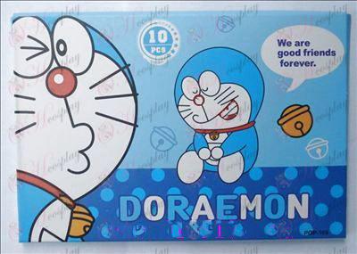 Doraemon Postkort (10 / The)
