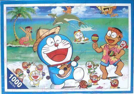 Doraemon Puzzle 1270
