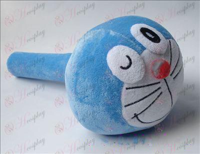 Doraemon plush ring hammer 12 * 24cm
