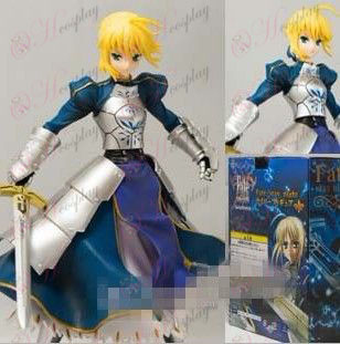 FateSteins; Gate Accessories night - armor fitted blue Sebastian saber (24cm)
