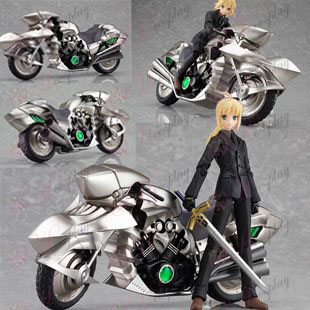 figma-Saber-zero motorcycle riders do (single motorcycle)