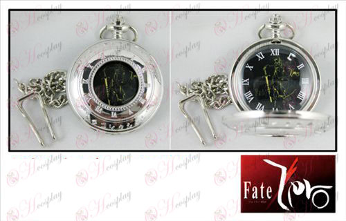 Scale hollow pocket watch-FATE Halloween Accessories Buy Online