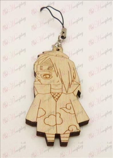 Naruto Itachi Mupai máquina corda