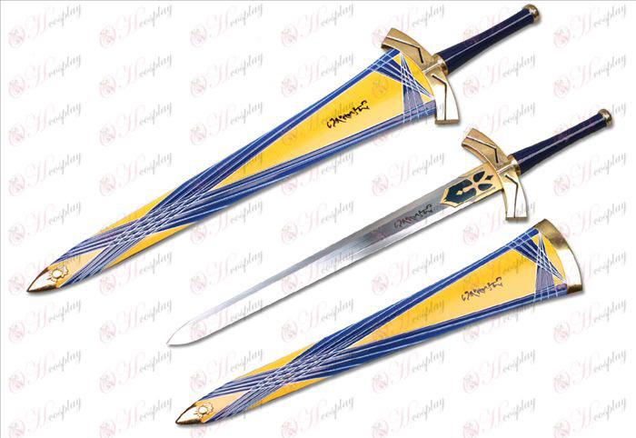 טיינס; להבי חרבות אבזרים שער