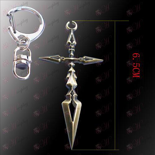 Steins; accessoires Porte crucifix accroché boucle