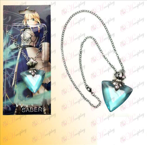 Steins Gate Accessories Necklace Baby Blue Cosplaymade Com