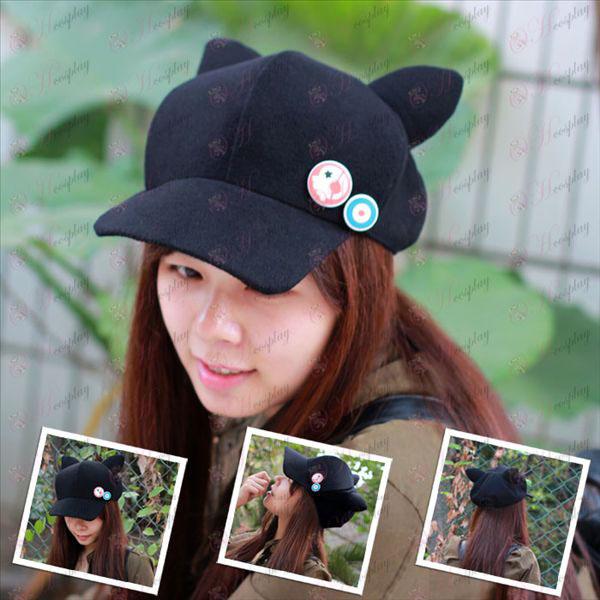 EVA אבזרים Evangelion אסוקה תיאטרון כובעים