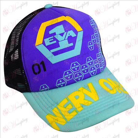 כובע צבעוני (EVA אבזרים-01)