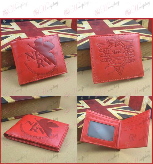 EVA Accessories commemorative edition PU leather wallet
